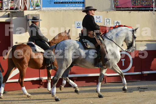 Féria de Béziers 2015 - Défilé dans les rues - ouverture de la féria 2015 - 3