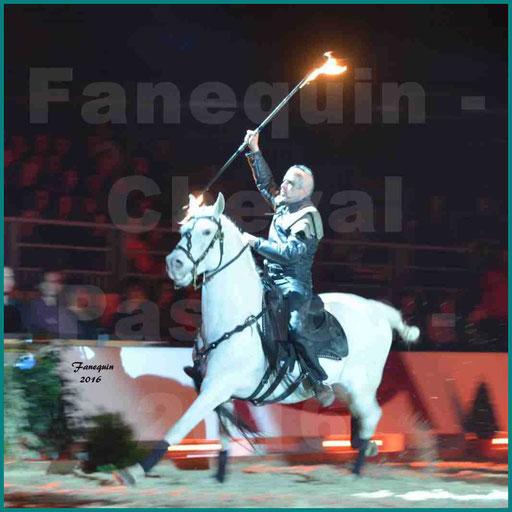 Cheval Passion 2016 - Spectacle les Crinières d'OR - Compagnie ZOROC