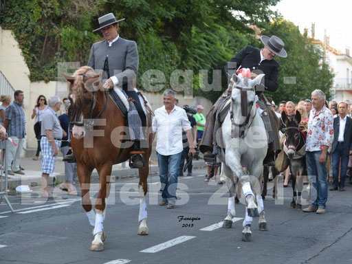 Féria de Béziers 2015 - Défilé dans les rues - ouverture de la féria 2015 - 2