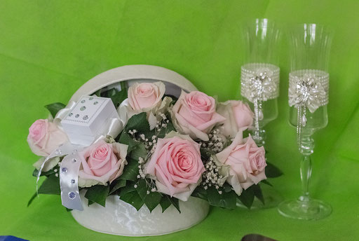 Корзины на свадьбу