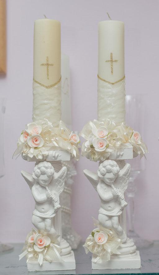 Свечи для крестин