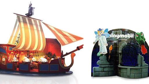 Playmobil | Sonderausstellung inhouse zur Spielwarmenmesse