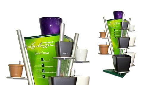 Lechuza | Langzeit-Präsenter für Sonder-Verkaufsflächen
