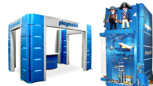 Playmobil | Modulares Shop-in-Shop-System