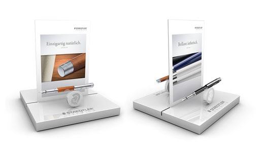 STAEDTLER-Premium | Präsentationsmodul klein für 2 Schreibgeräte
