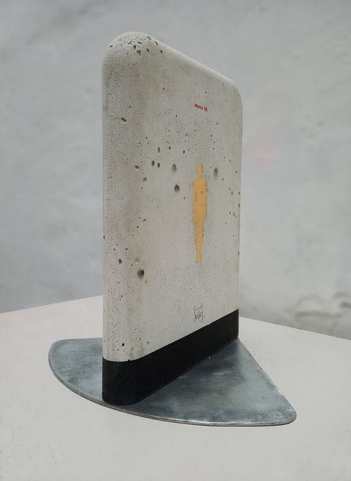 Oriol Texidor, Immersió 237-238, 2019, 42 x 30 x 3 cm