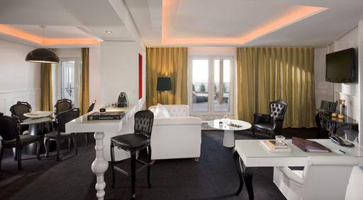 Mobiliario Hotel Melia