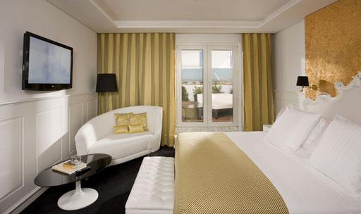 Sofa Hotel Melia