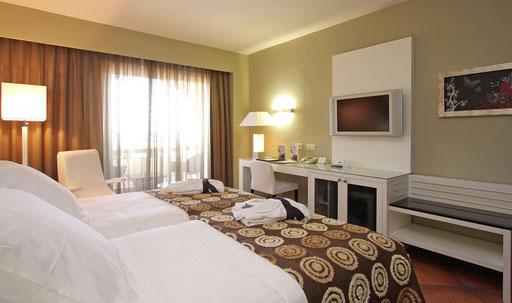 Muebles de habitación Hotel Melia