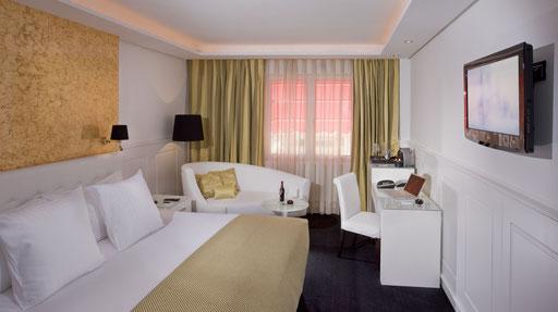 Habitación de hotel Melia
