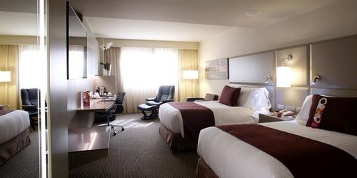On étudie la conception des chambres les plus adaptées aux demandes des hôteliers. La chambre sera personnalisée et à votre goût tout en respectant les impératifs de coûts. Tu Hotel Contract est spécialisé en agencement d'hôtel de luxe