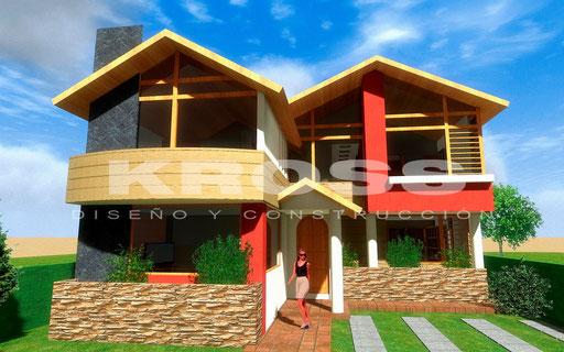 Chalet Cerro Colorado 1