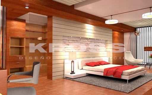 Interiorismo Dormitorio Urbiola 2