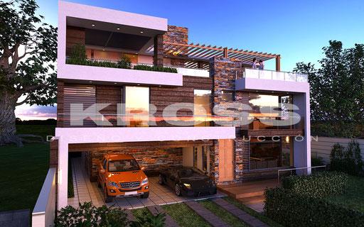 Residencia Characato 2