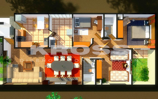 Planos 3D Kross 2