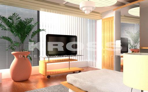 Dormitorio Matrimonial 2