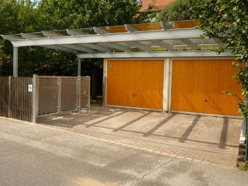 Carport Lösungen carport aus stahl individuell gefertigt büttner gmbh