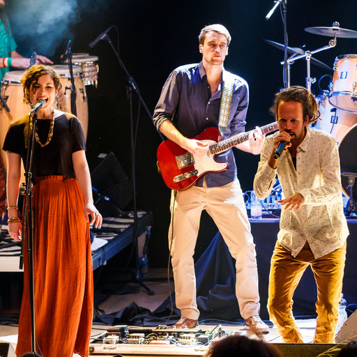 Collie Herb And The Mighty Roots, Schützi Olten, 14.10.16