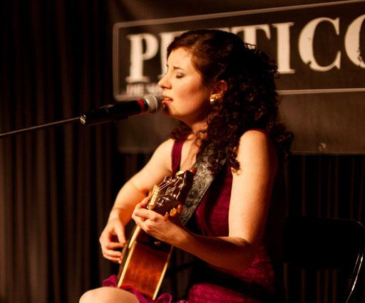 Showgruppe Petticoat: Lea Nussbaumer