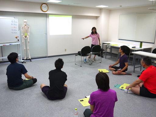 実技セミナーの開催一例