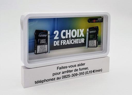 PLV tabac