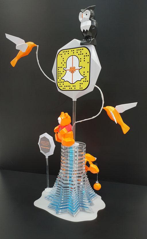 PLV Snapchat