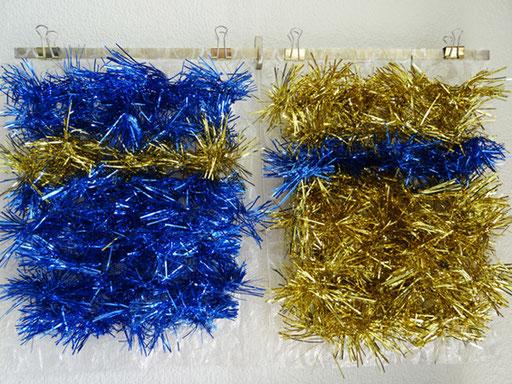 Blauw-goud