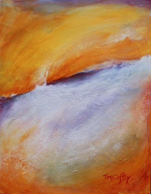 Vibrant Sea  12 x 16  $160