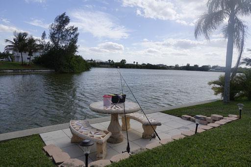 Villa Tropical Breeze -Loungebereich Kanal