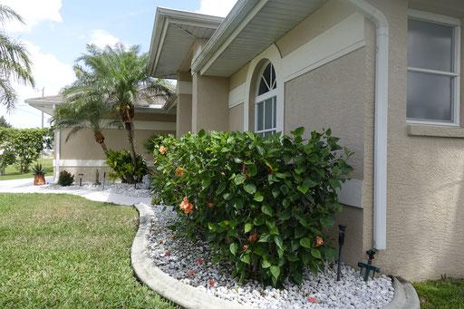 Villa Tropical Breeze - Eingang