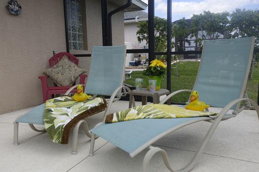 Villa Tropical Breeze - Poolbereich