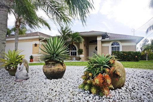 Villa Tropical Breeze - Vorderansicht