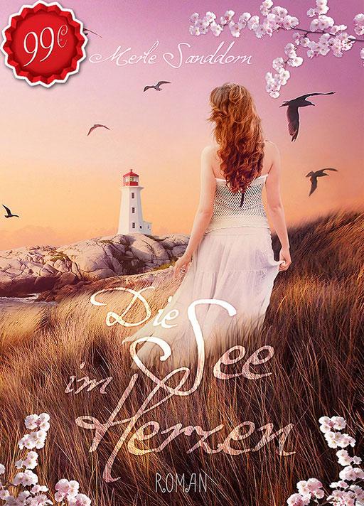 Premade Buchcover Romantik / Premades / Buchcover kaufen / vorgefertigte Buchcover / Meer