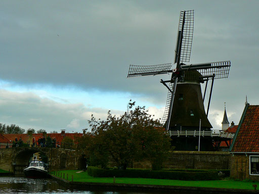 Mühle in Sloten