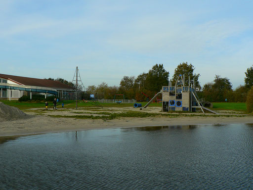Spielplatz Galamadammen