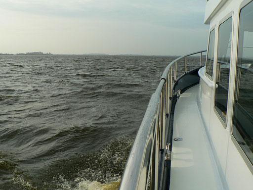 Auf dem Heeger Meer