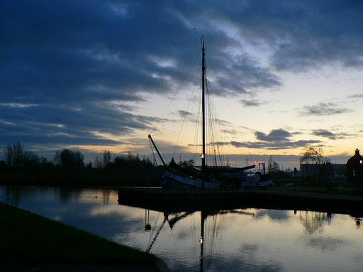 Morgens am Passantenhaven
