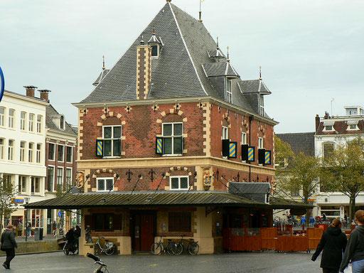Alte Stadtwaage von Leeuwarden