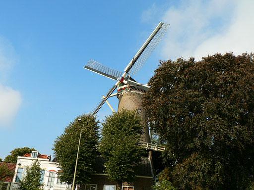 Gouda - Mühle t' Slot
