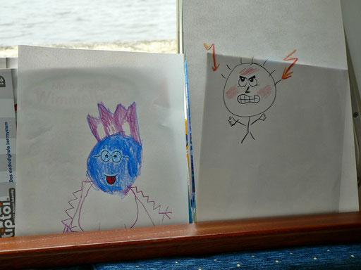 Enkelkind Mirja war an Bord