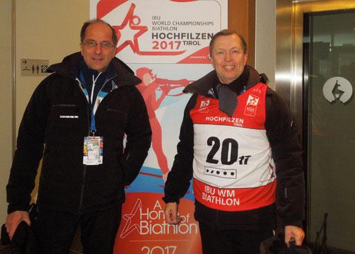 EBU Stefan Kürten und Ingo Hannesson