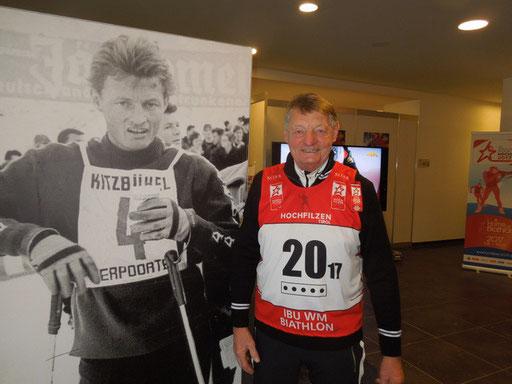Hias Leitner, Ski Legende KSC