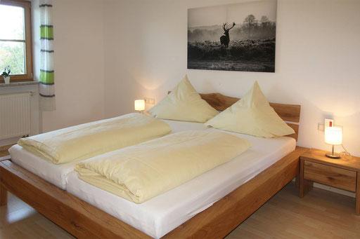 Schlafzimmer nach Norden