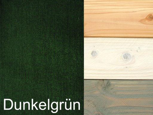 Gartenmöbel Polster Dekor Dunkelgrün