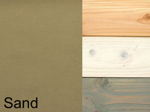 Gartenmöbel Polster Dekor Sand