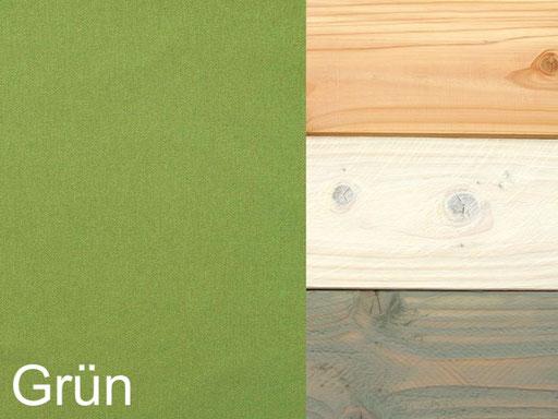 Gartenmöbel Polster Dekor Grün