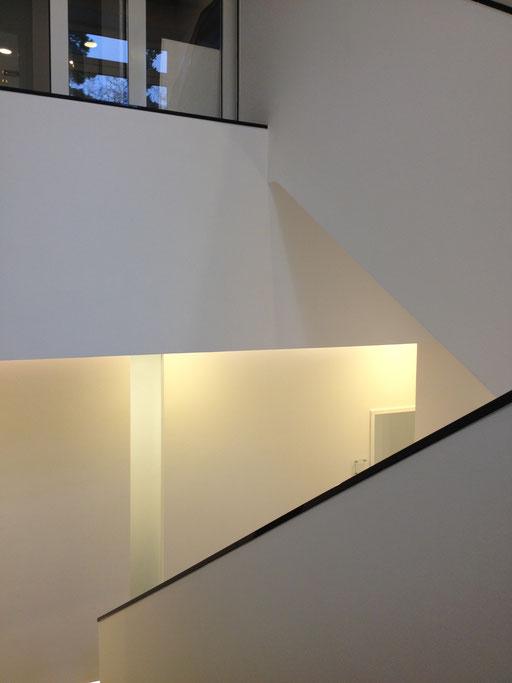 LED Lichtkontur Flur