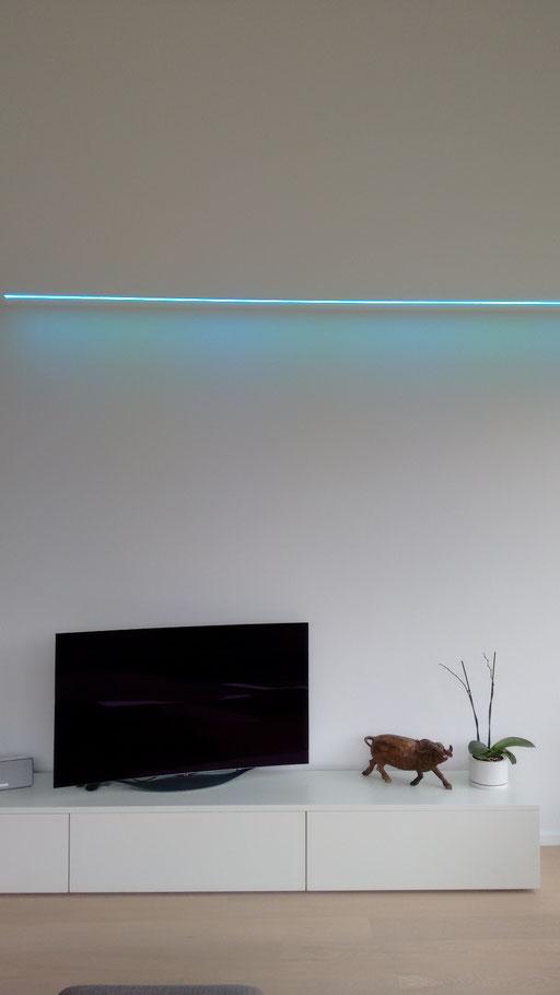 RGB LED Lichtprofil