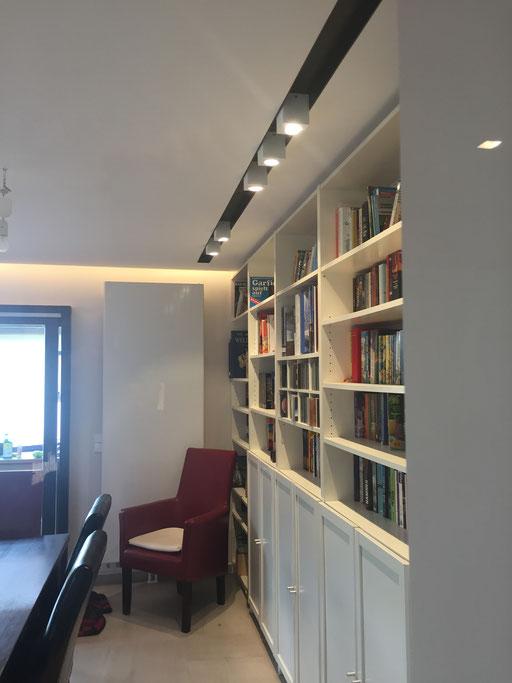 Sonderleuchte LED Lichtprofil