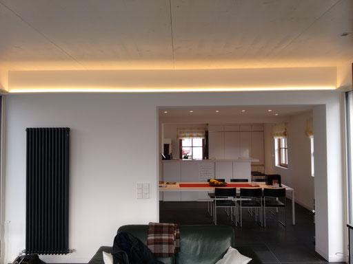 LED Lichtkontur